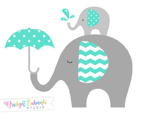 570x443 Baby Elephant Clipart Ideas On Dibujo De Beb