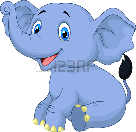 450x436 9,049 Baby Elephant Stock Vector Illustration And Royalty Free