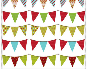 340x270 Triangle Flag Banner Clipart Free Images 3