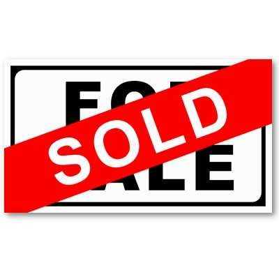400x400 Sold Sign Signs Clip Art Free Clipart