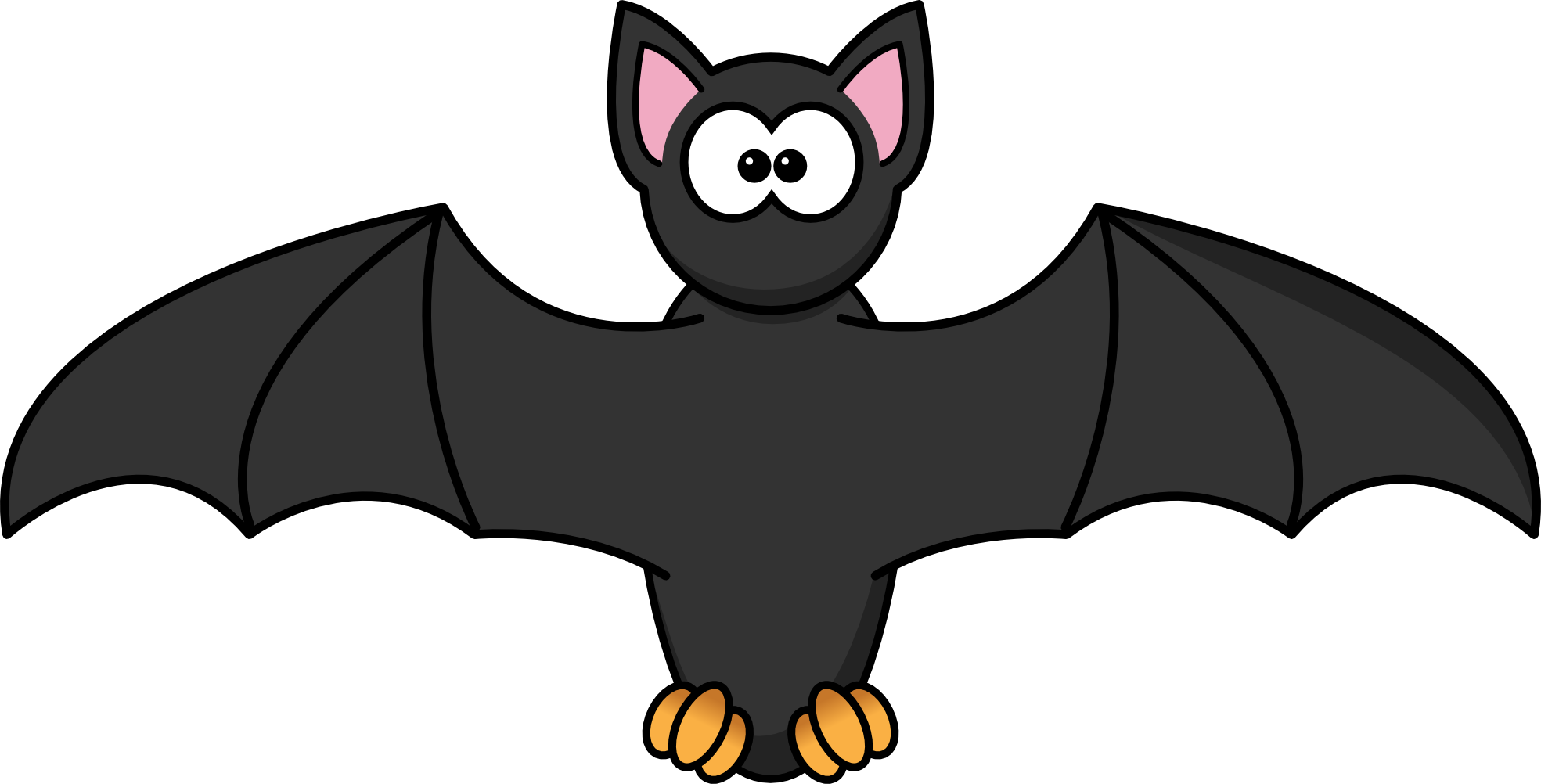 Bat animal. Free clipart download best