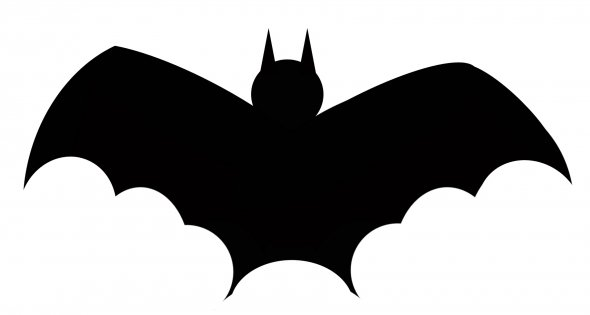 590x315 Halloween Bat Clipart Free Images