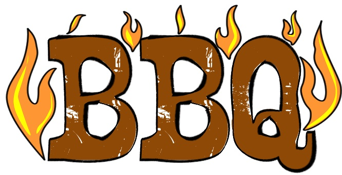 666x341 Family Bbq Clipart Free Images 2