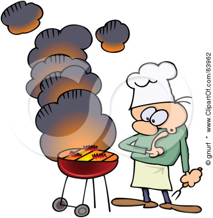 440x450 Free Bbq Party Clipart