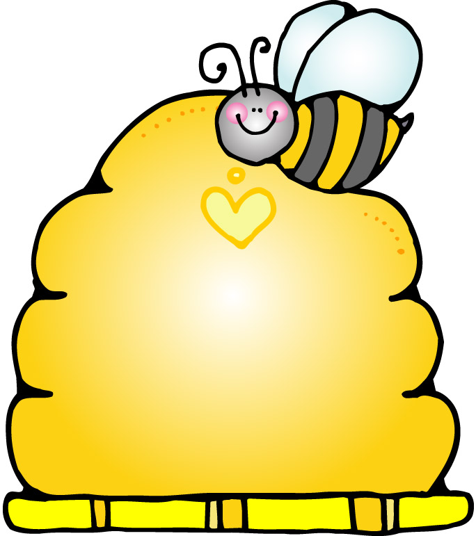 684x771 Bee Clipart Beehive