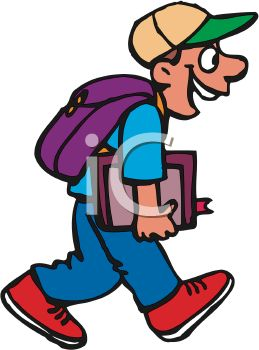 259x350 Young Man Walking To Bible Study