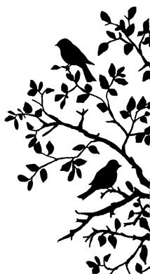 214x391 Best Bird Silhouette Ideas Bird Silhouette Art