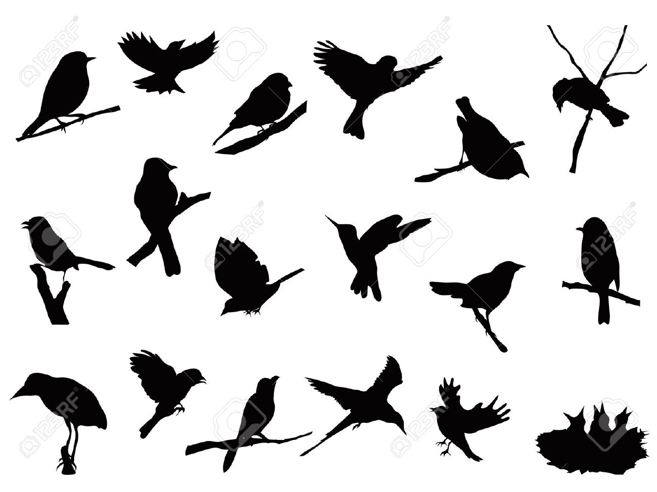 1300x974 Nightingale Clipart Free Bird