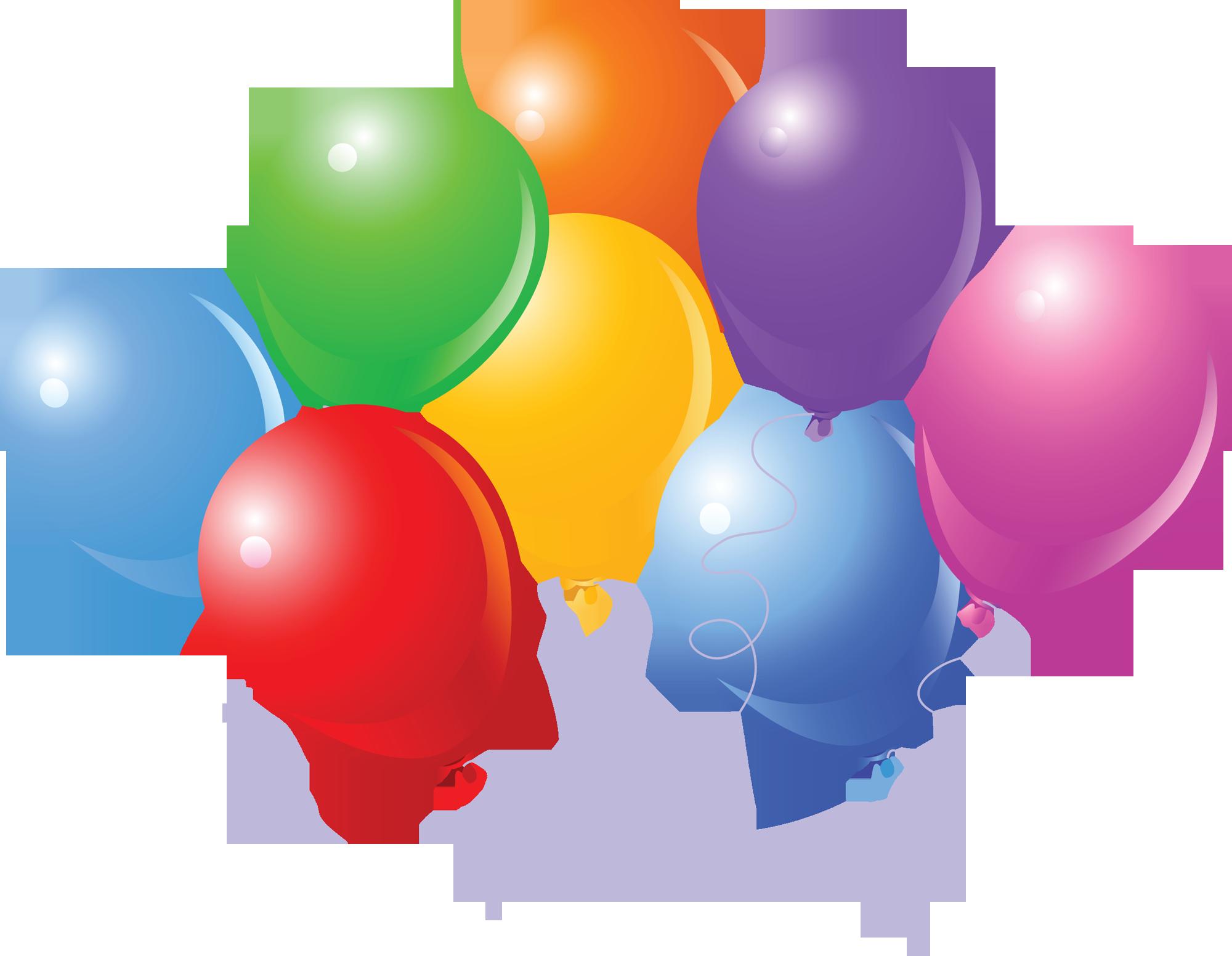 2000x1552 3d Clipart Balloon