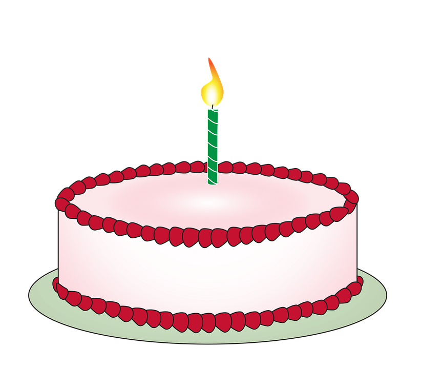 824x720 Birthday Cake Free Images On Pixabay Clip Art