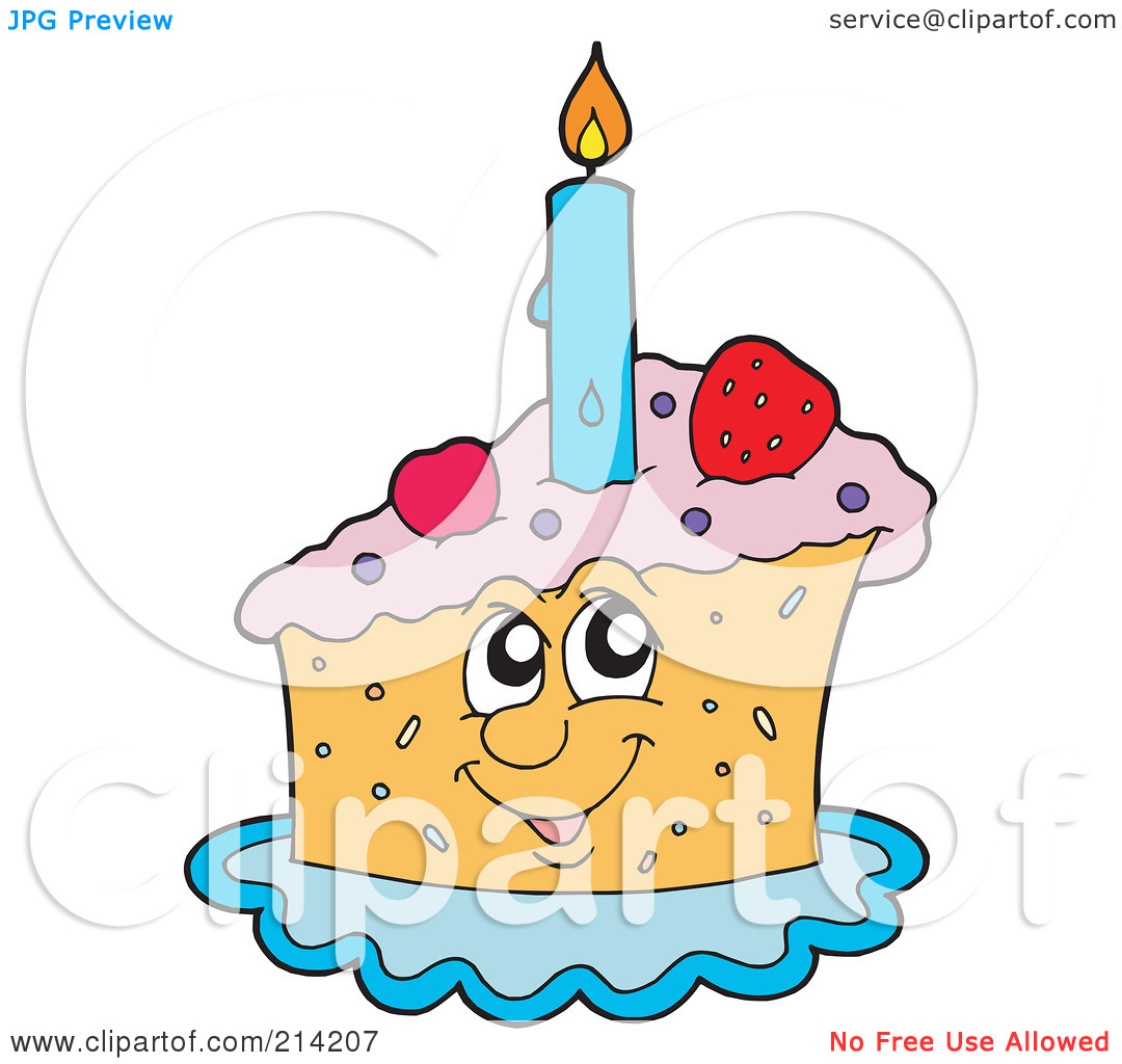 1080x1024 Birthday Cake Slice Clipart