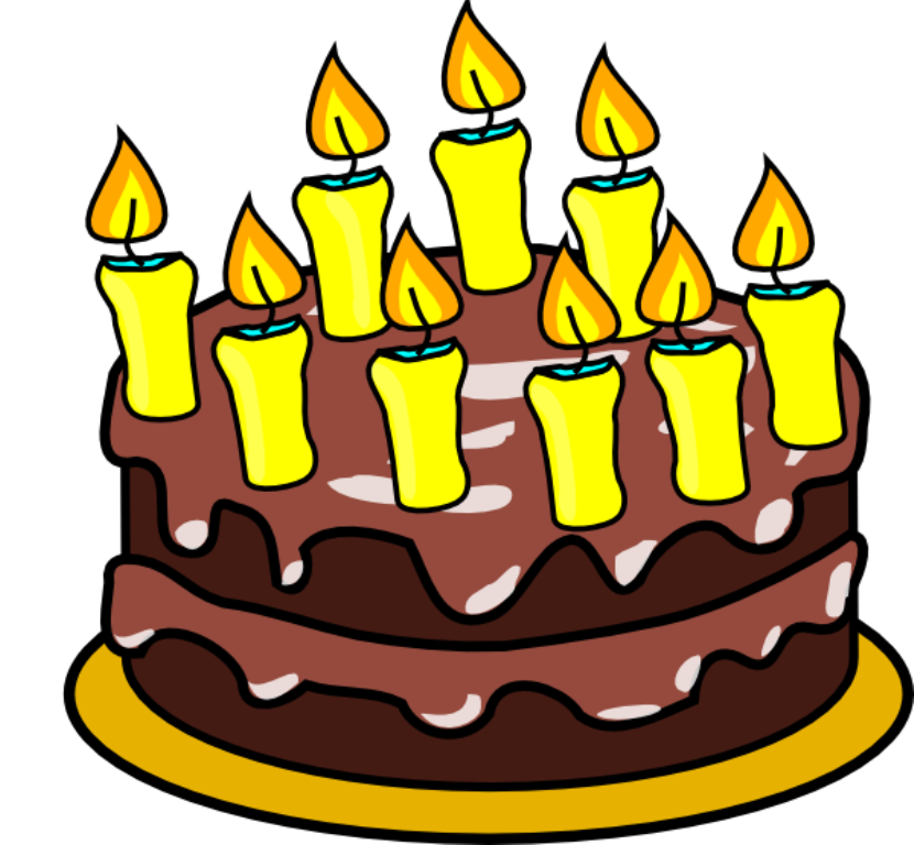 830x768 Cake Pictures Clip Art Free