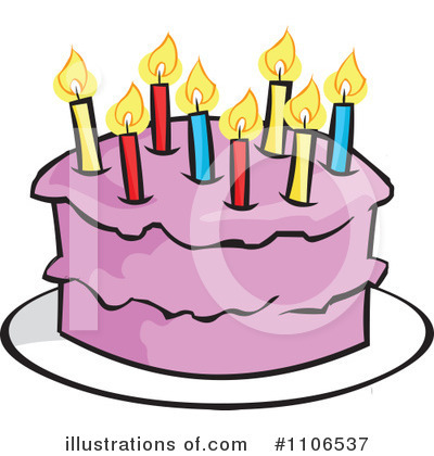 400x420 Birthday Cake Clipart