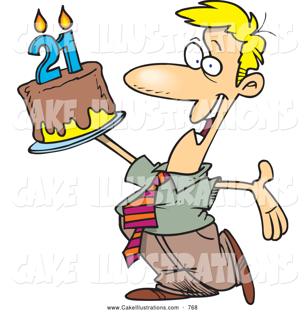 Free Birthday Clipart For Men
