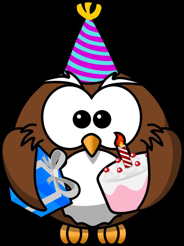 600x800 Free Birthday Clipart, Animations Amp Vectors