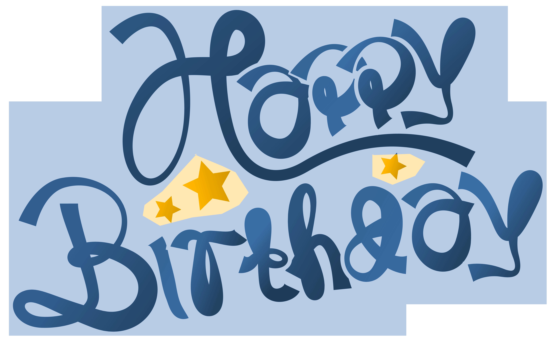 5595x3473 Free Birthday Clipart For Men 101 Clip Art