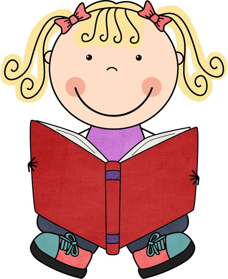 Free Book Clipart For Teachers