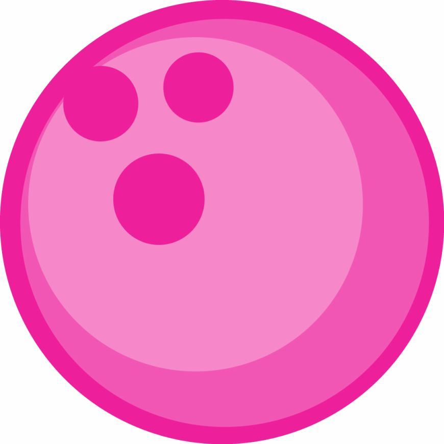 870x870 Bowling Ball Free Bowling Clipart Images Image