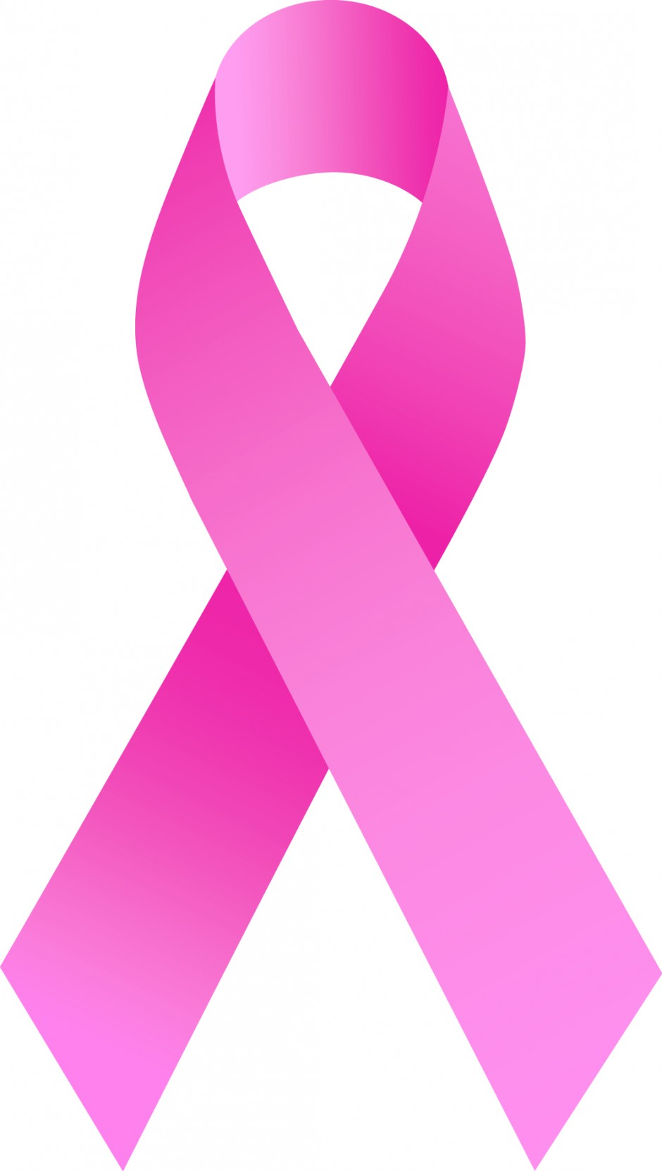 940x1662 Printable Breast Cancer Ribbon Clipart 4