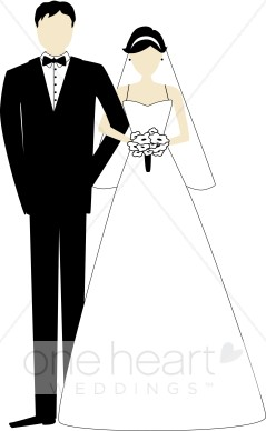 239x388 Clipart Bride And Groom Bridal Images