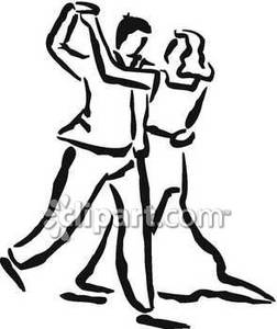 252x300 Free Black And White Bride And Groom Clipart