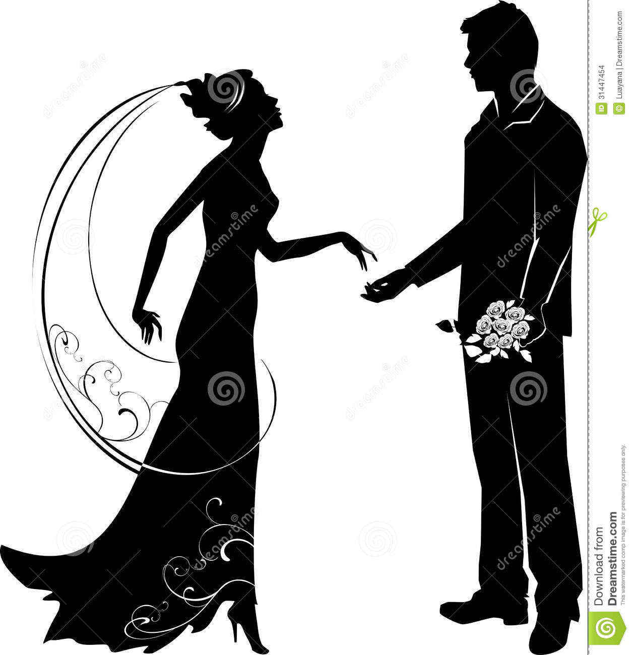 1256x1300 Groom Clipart Black And White
