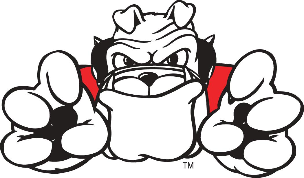 1050x615 Bulldog Clipart Georgia Bulldog