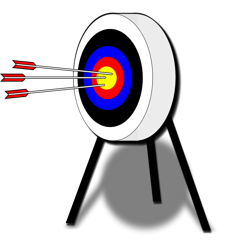 735x800 Bullseye Clipart 3 Archery Clip Art Images Free For Image Image
