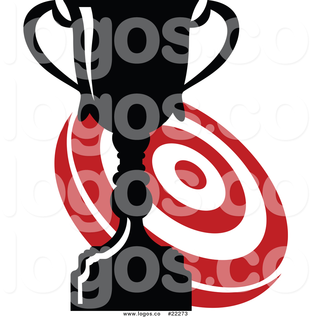 1024x1044 Royalty Free Vector Logo Of A Bullseye Archery Or Throwing Darts