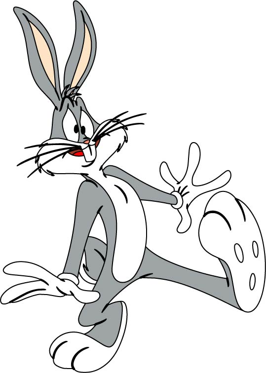 539x756 Image Of Bugs Bunny Clipart