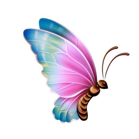 448x449 Butterflies Free Butterfly Clipart Clip Art Pictures Graphics