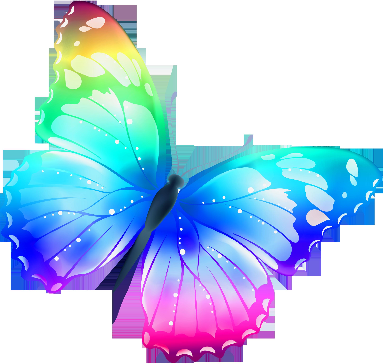 2900x2755 Butterfly Clip Art Free