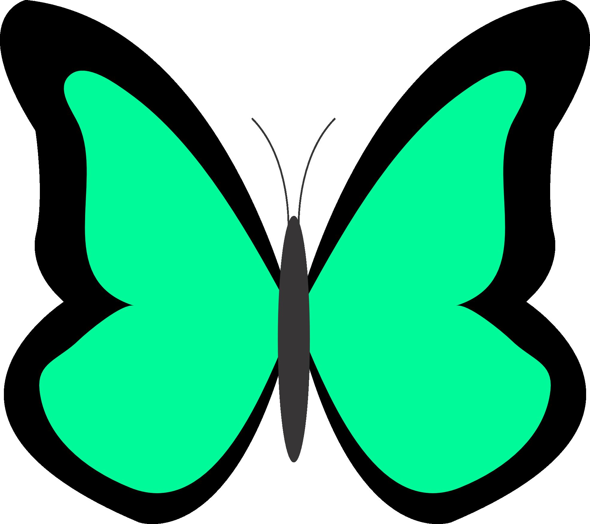 1969x1750 Top 87 Butterfly Clip Art