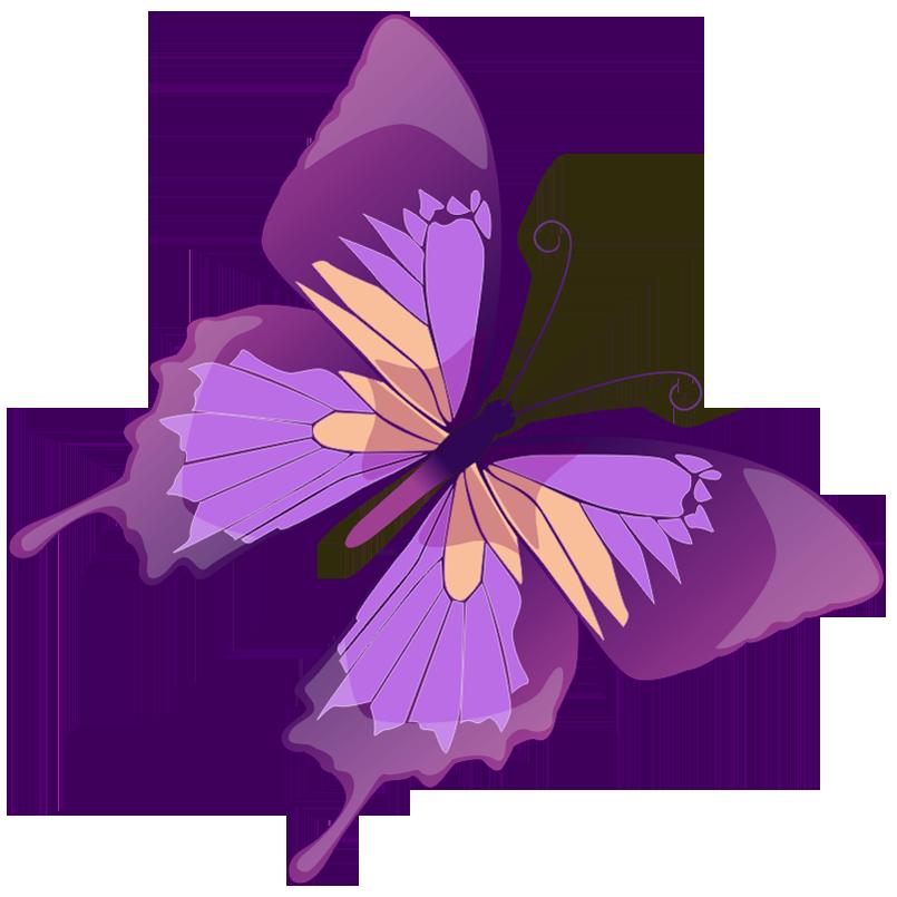 805x805 Purple Butterfly Clip Art 20 Purple Butterfly Clip Art Free