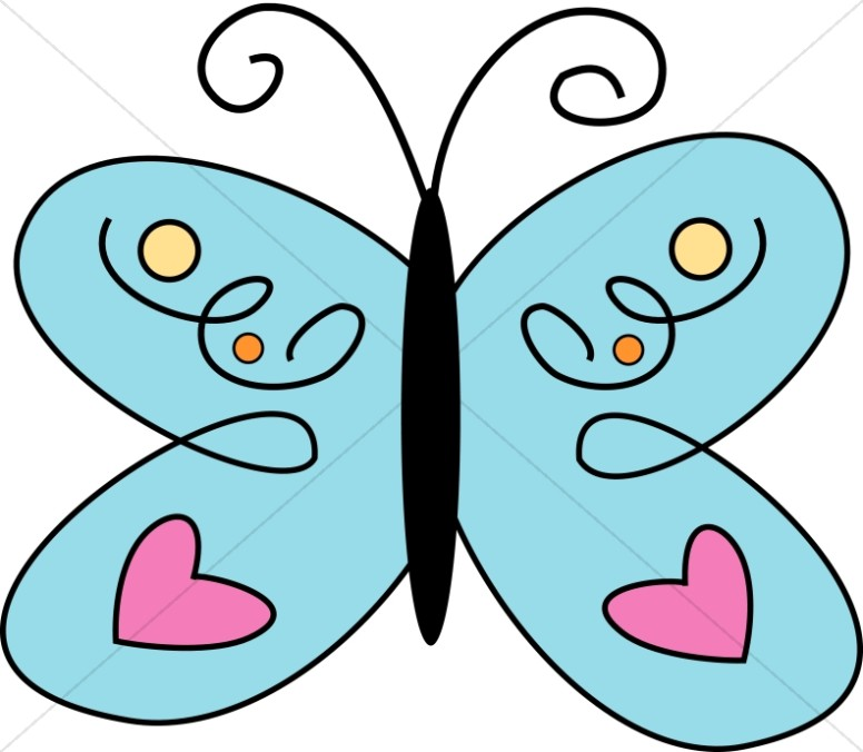 776x676 Butterfly Clip Art Images Clipart