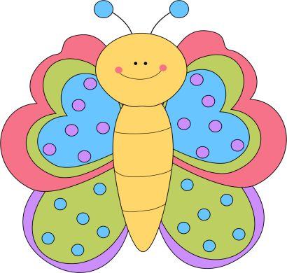 410x390 98 Best Butterflies Clip Art Images Caterpillar
