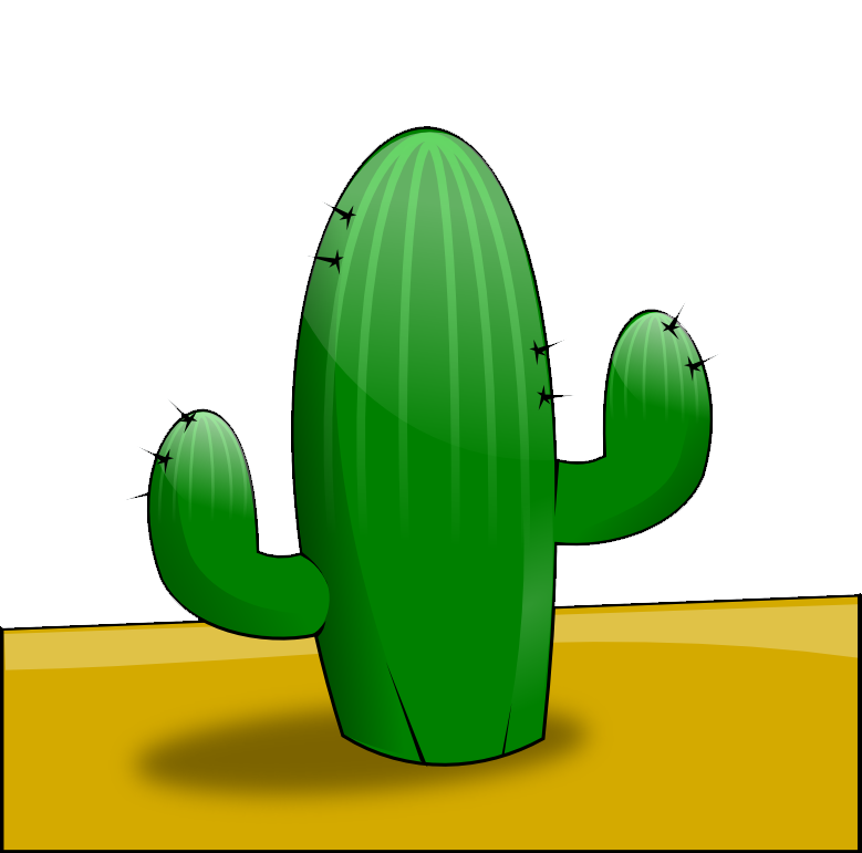 Free Cactus Clipart | Free download best Free Cactus Clipart