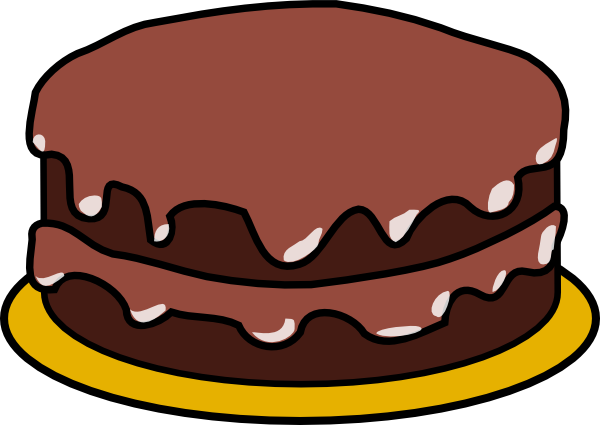 600x425 Cake Clip Art Vector Free Clipart Images