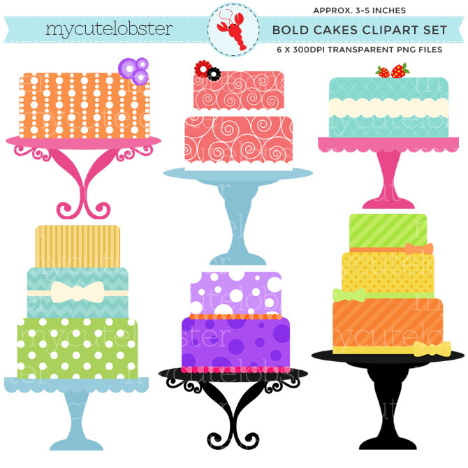 670x670 Cake Clipart Small Cake