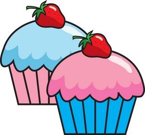 300x278 Cupcakes Clipart 2 300x278 Clipart Panda
