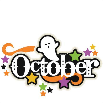 432x432 Free October Clip Art