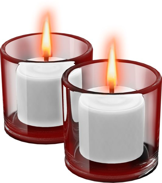 533x600 Free Images Of Scarlet Color Candles Red Cups With Candles Clip