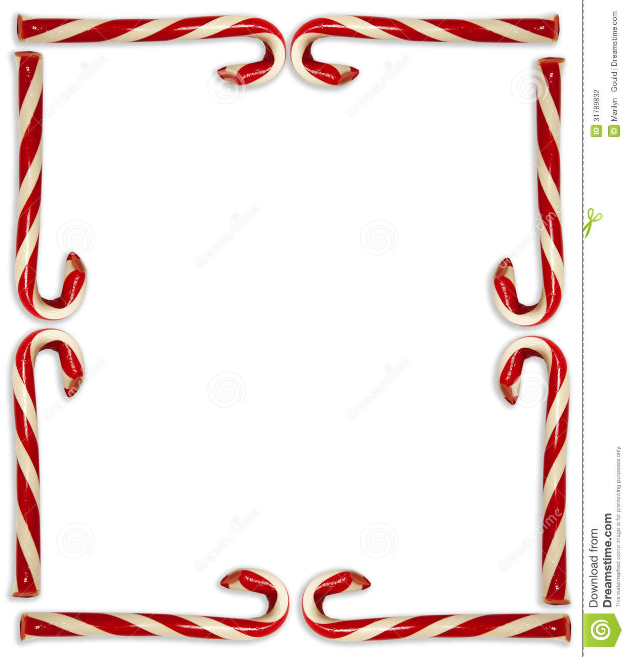 Candy cane border. Free clipart download best