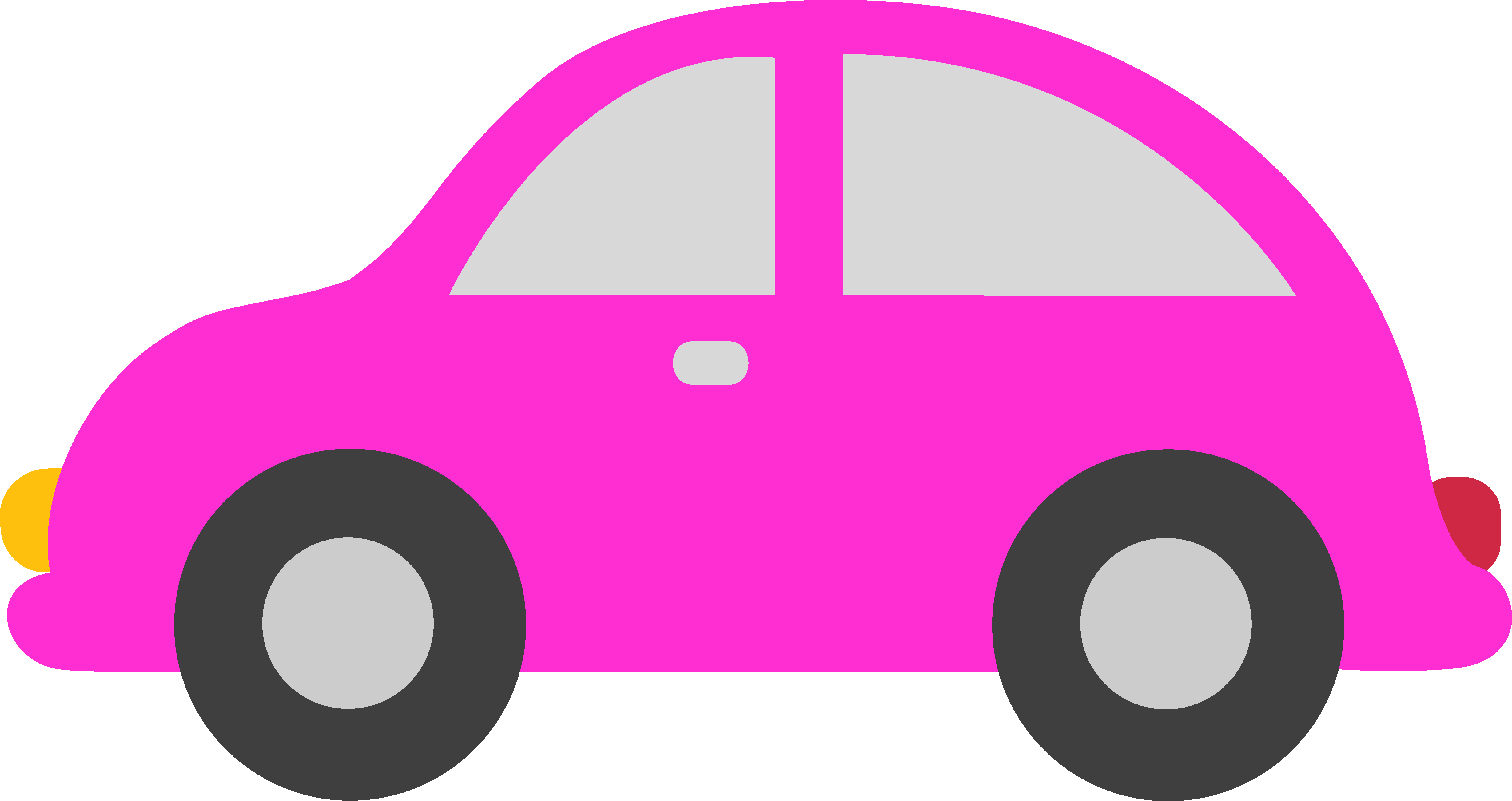4916x2605 Free Clip Art Car