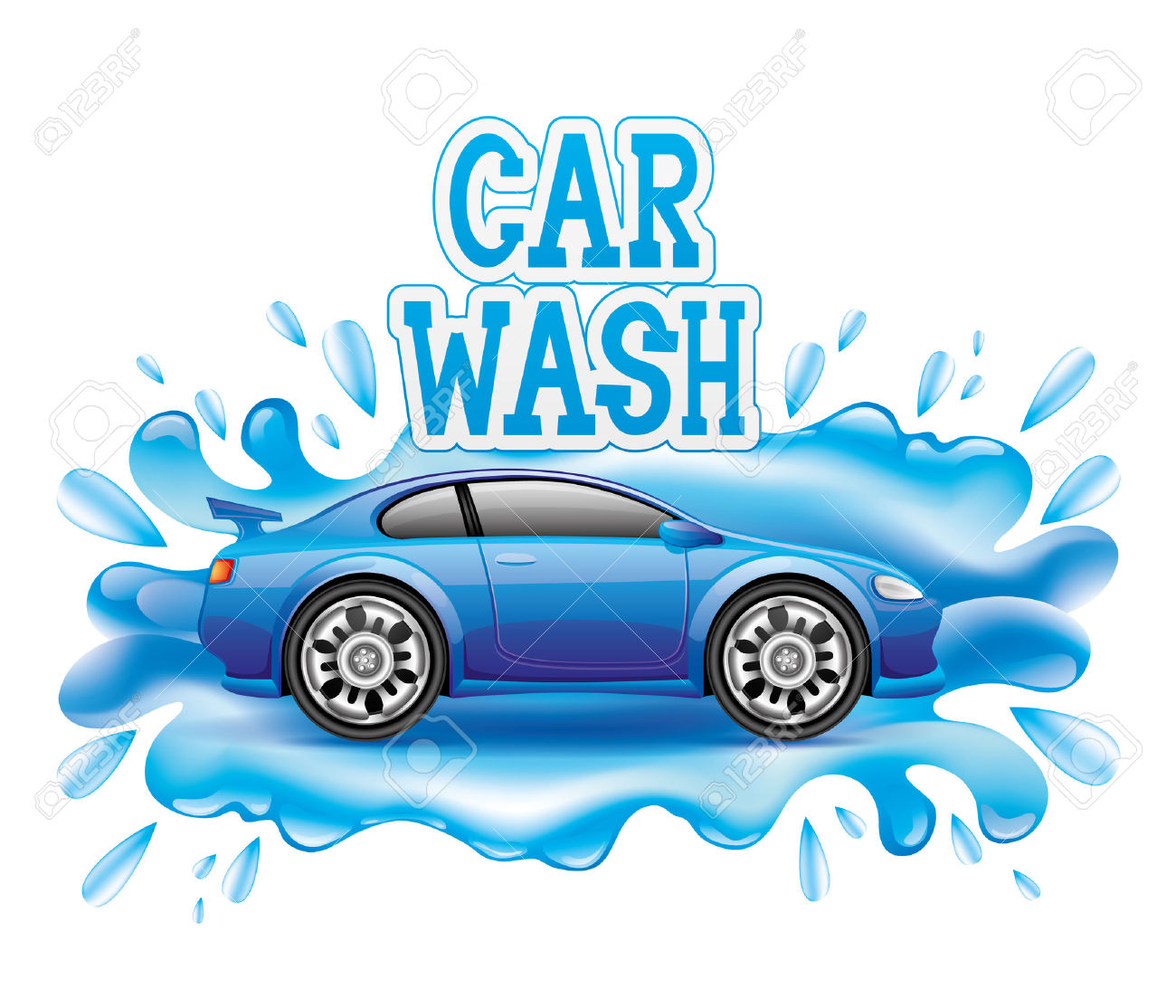 Free car wash images free download best free car wash images on - Coloriage car wash ...