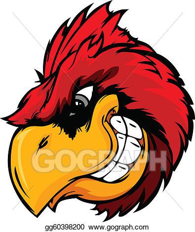 395x470 Cardinal Clip Art
