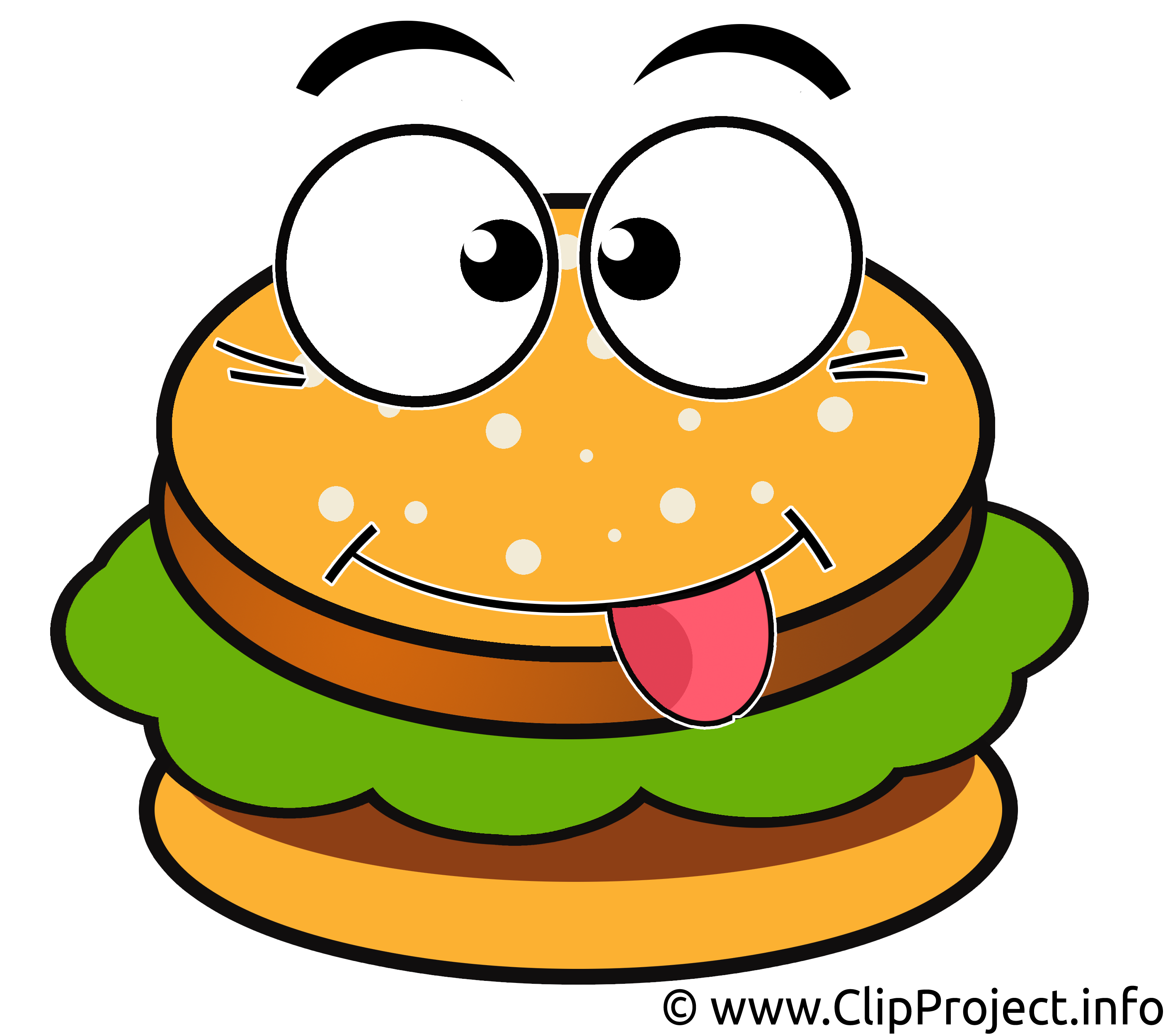2835x2500 Hamburger Cartoon Clipart