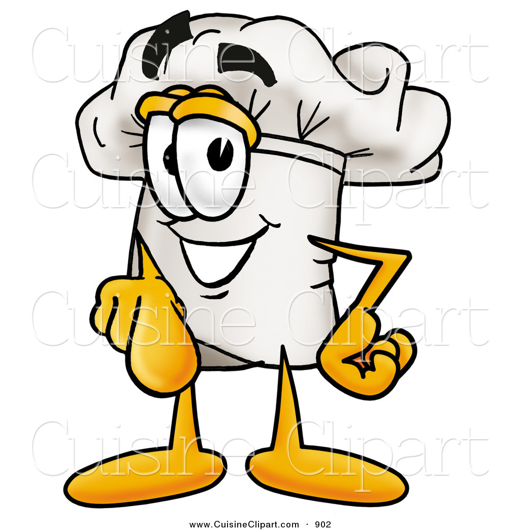 1024x1044 Cuisine Clipart Of A Smiling Chefs Hat Mascot Cartoon Character