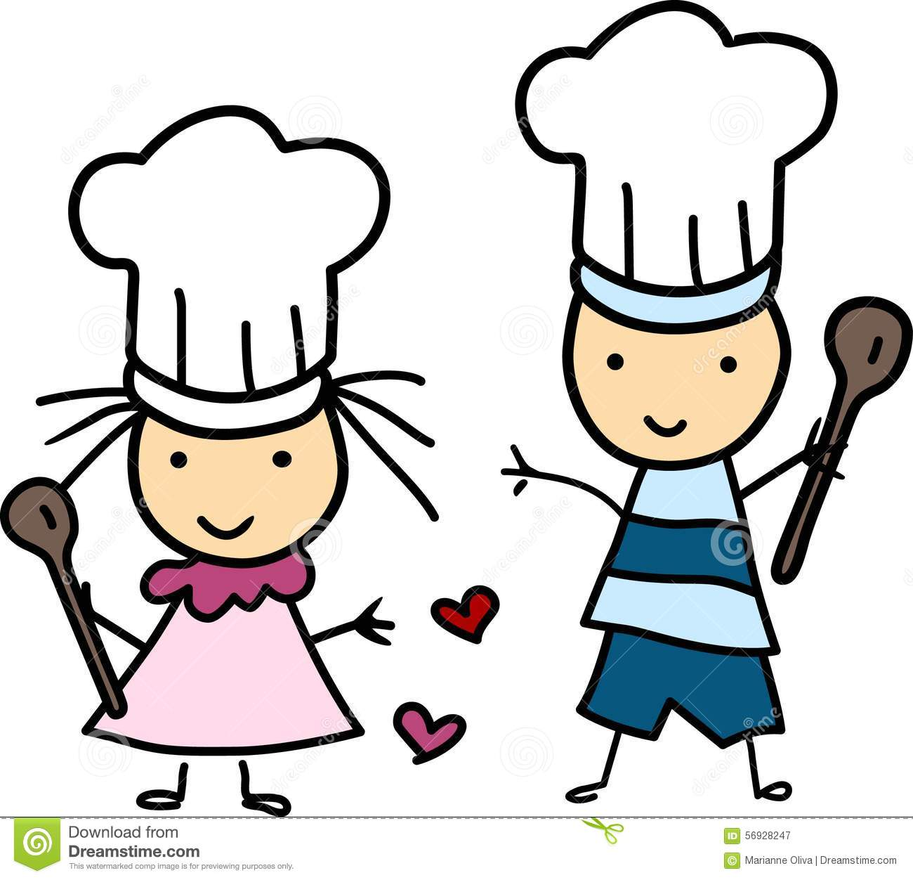 1300x1252 Little Chef Clipart