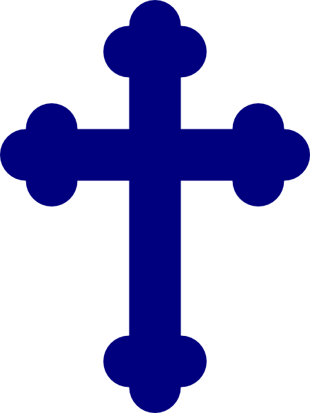 450x600 Christian Cross Clipart